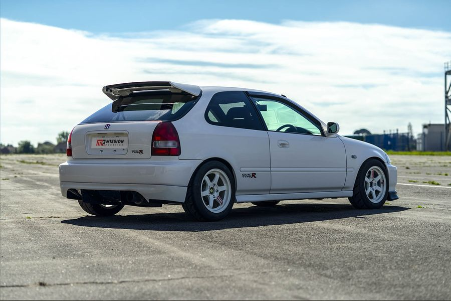 1998 Honda Civic EK9 Type R