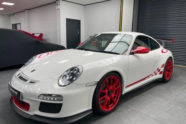 2010 Porsche 997.2 GT3 RS 3.8